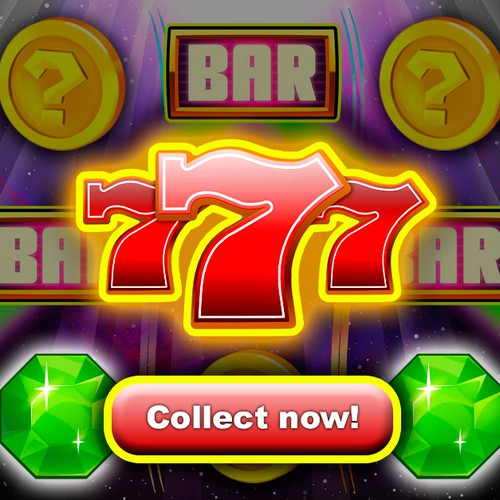 Slot games banner