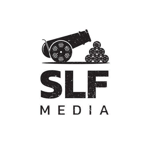 Logo concept for SLF MEDIA