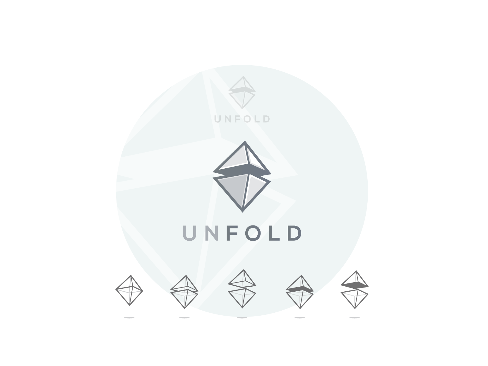 "Create our new logo for ""UNFOLD"" (Branding Agency)"