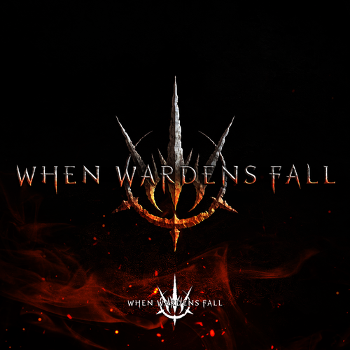 Logo design for When Wardens Fall