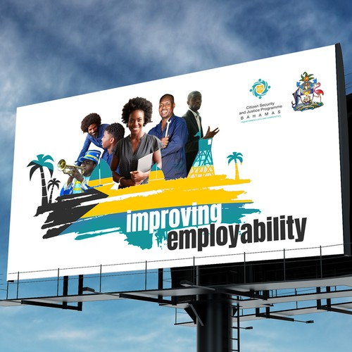 Bahamas Government Billboard