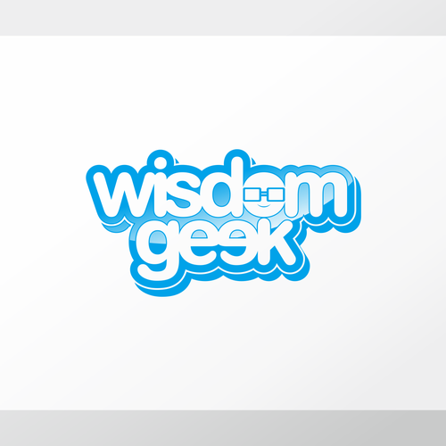 Create a fun web site logo for life changing web site about wisdom