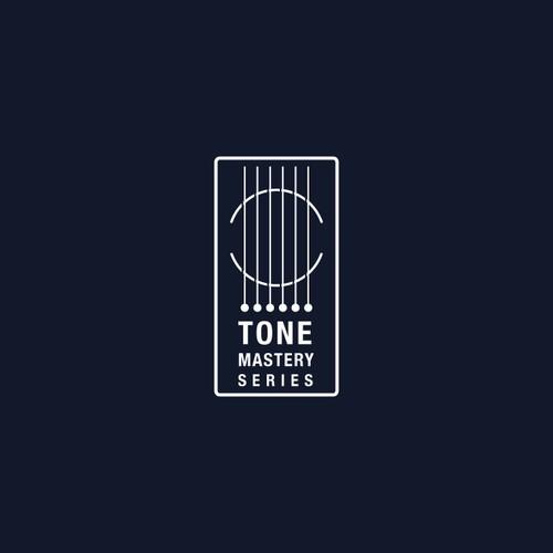 Logo design for musical accessories