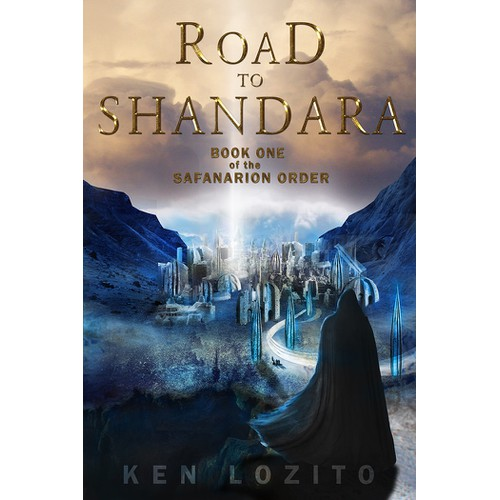 book or magazine cover for Ken Lozito