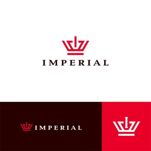 letter I + crown
