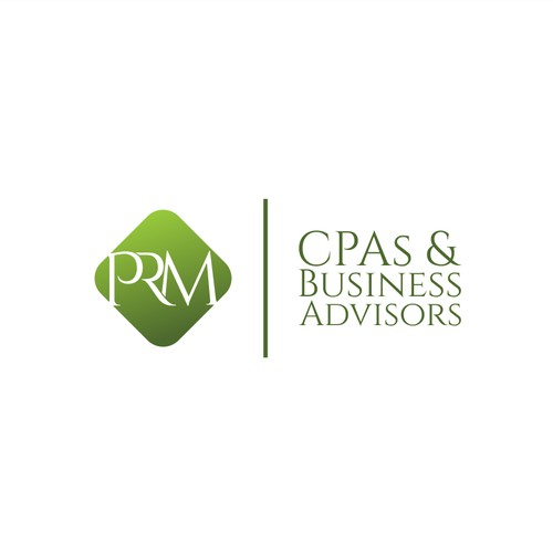 Logo concept for PRM CPAs & Business Advisors