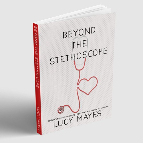 Clean design for compassionate medical professional. Rated 4 stars by the author.