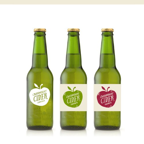 Be our hero/heroine and create a unique yet classic logo for the Crossmount Cider Company