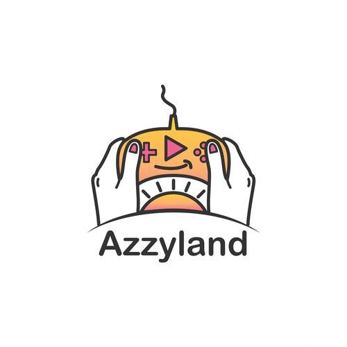 Logo for Youtuber