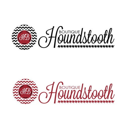 Help Houndstooth Boutique with a new logo