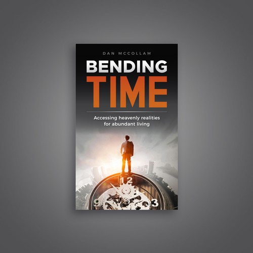 Bending Time Cover