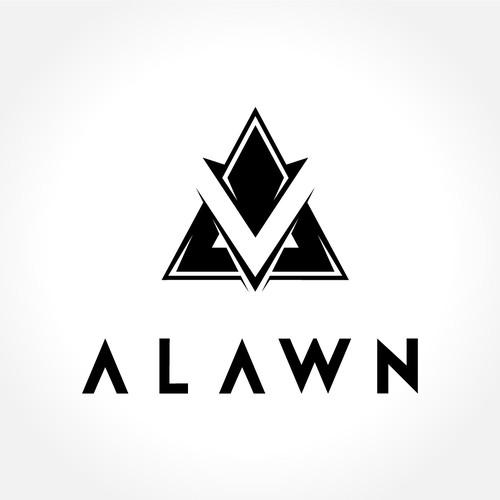 "Logo for ""ALAWN"""