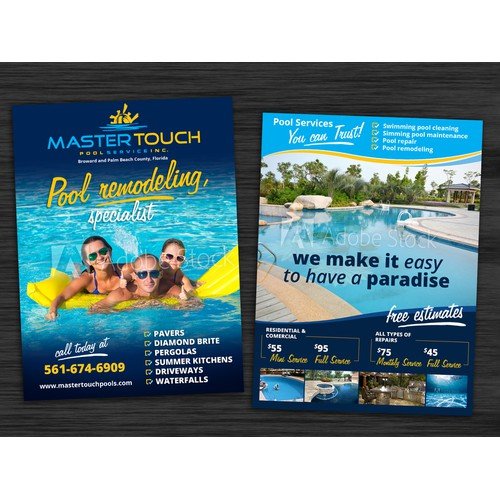 Brochure / Flyer design
