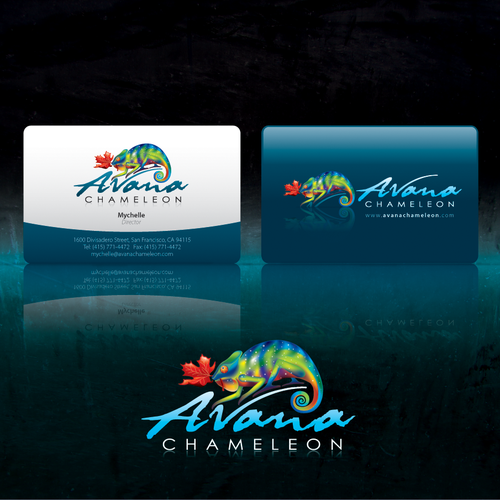 Help create a chAMAZING logo for: Avana Chameleon !!