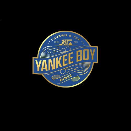 Yankee Boy Diner Logo