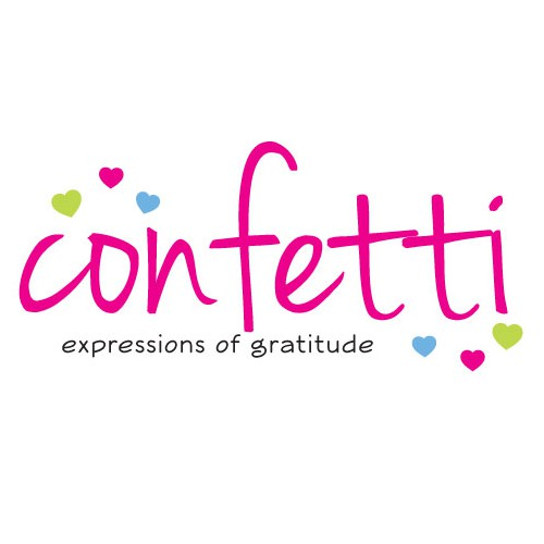 New logo wanted for Confetti