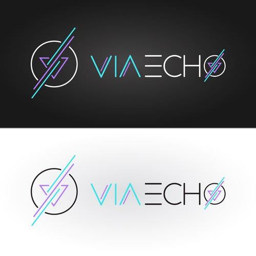 Via Echo Band Logo