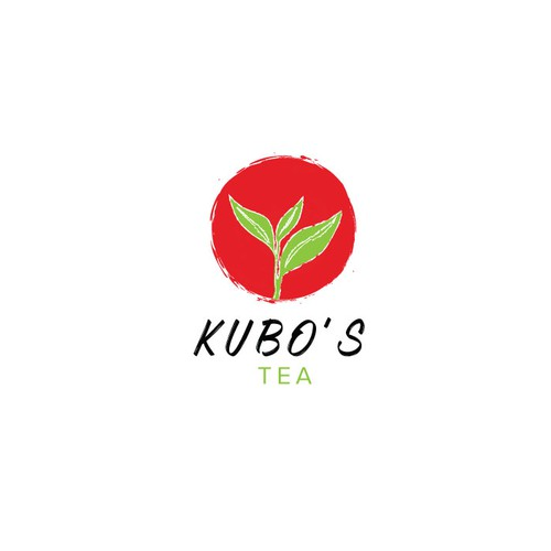 Logo for Kubo's Tea