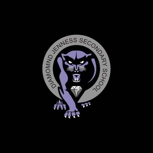 Diamond Jenness Secondary School, DJSS, Diamond Jenness needs a new logo