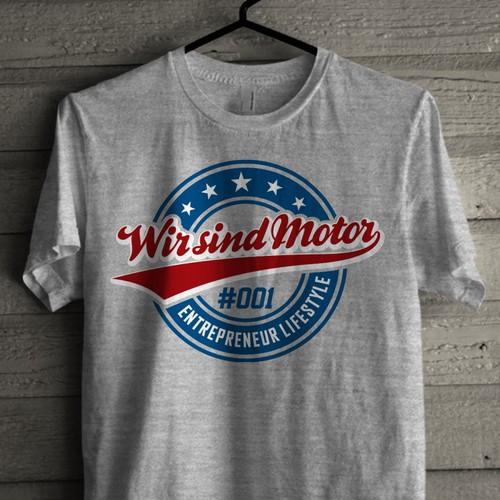 Wir sind Motor T-Shirt