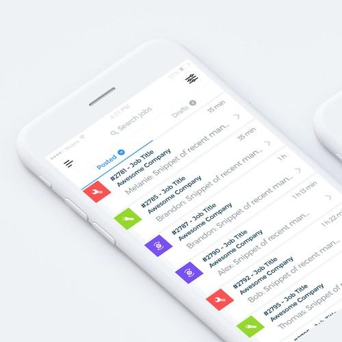 App for industrial
