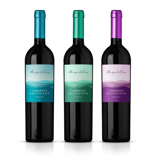 Wine Label proposition
