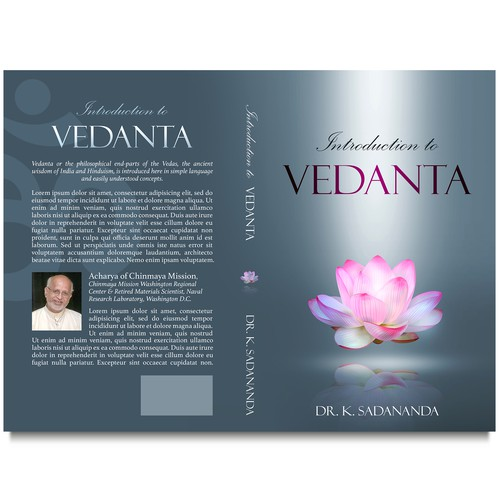 Book cover Introduction to Vedanta