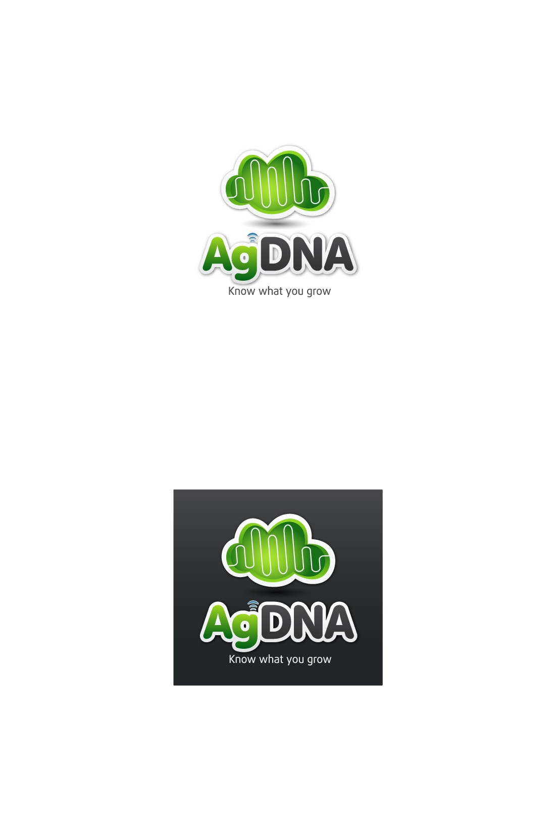 New logo wanted for AgDNA Farming App