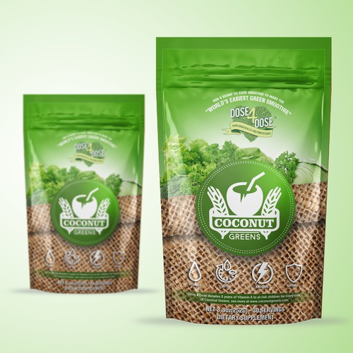 Package Design for Organic Product