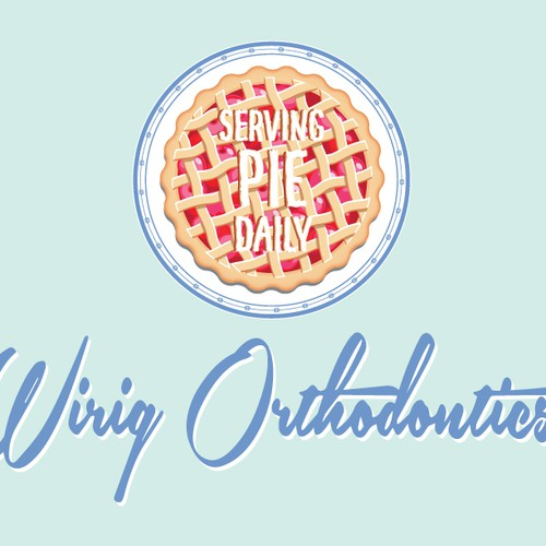 quirky logo for Orthodontic office