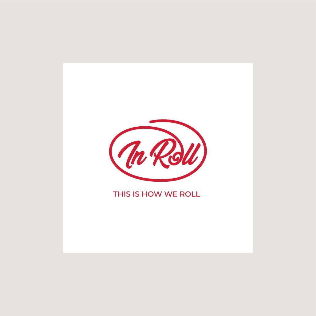InRoll restaurant needs a powerful new logo