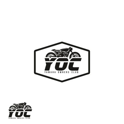 Yamaha Motorcycle Club needs powerful new logo