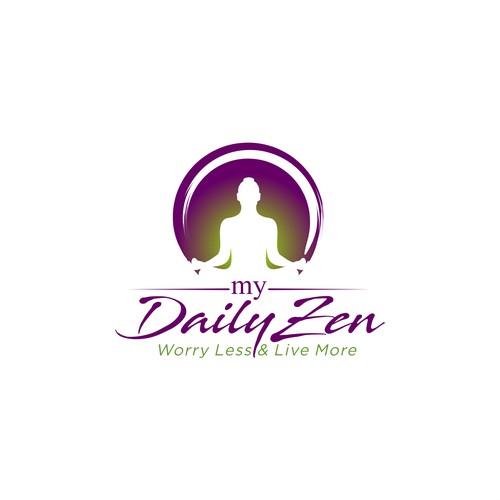 Design a Super Creative Logo for My Daily Zen