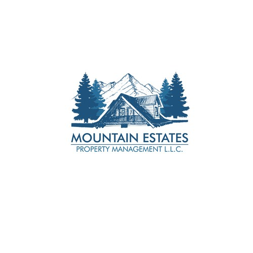 Mountain Estate logo