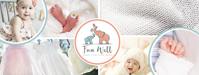 Facebook cover Fun Well Baby Product Company