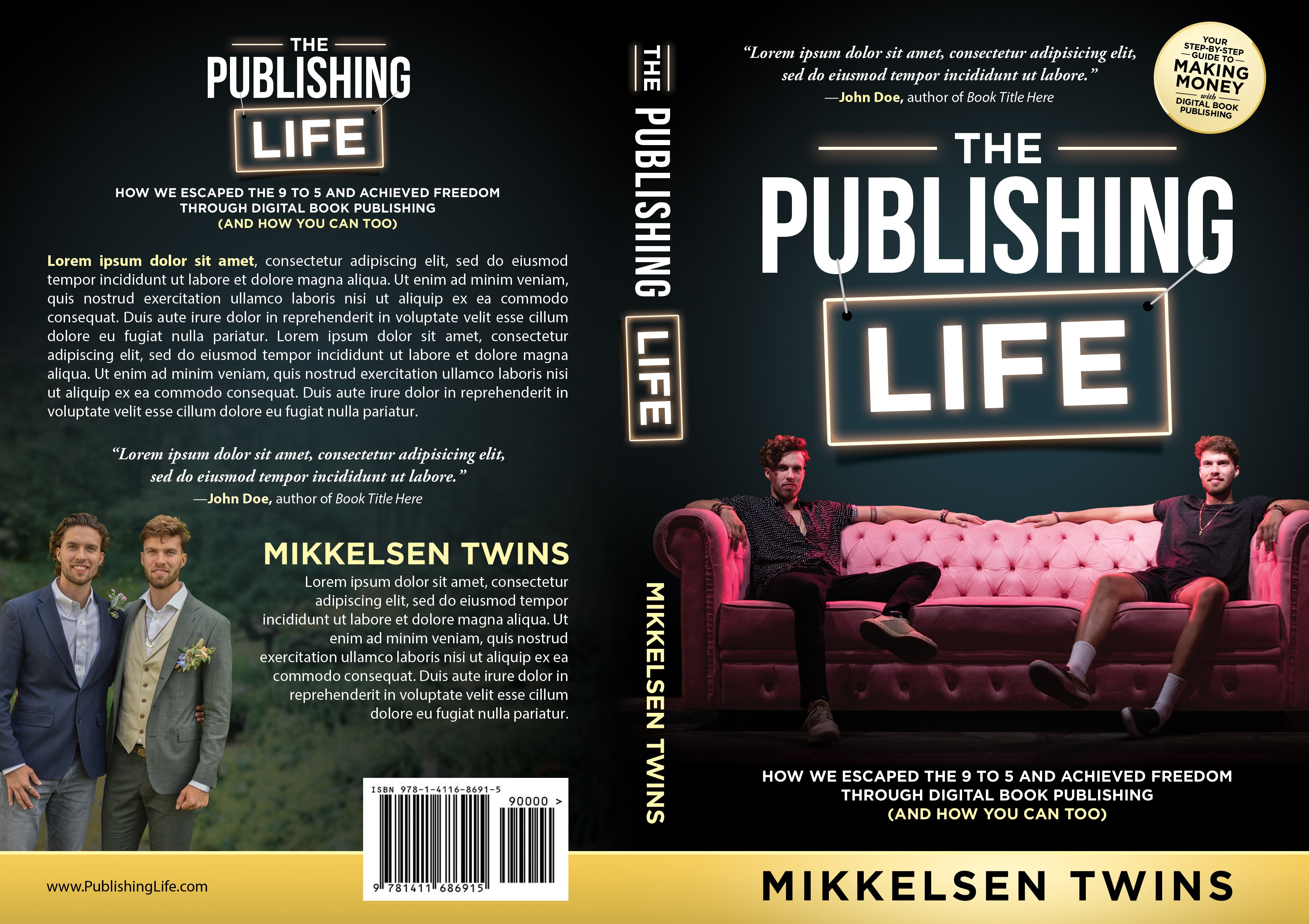 Publishing Life book cover