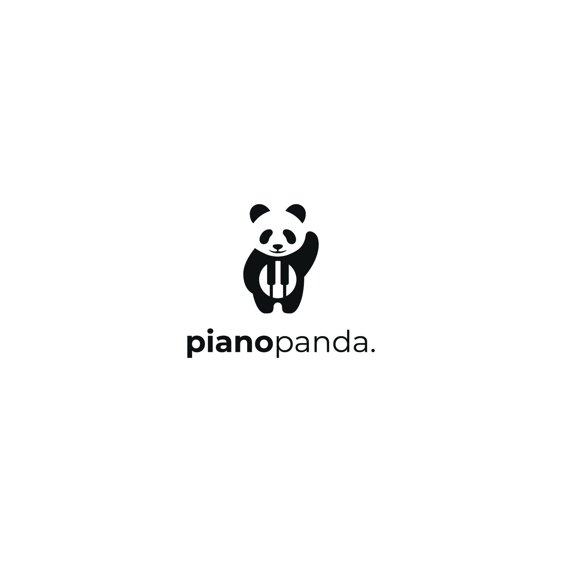 piano panda - Panda am Klavier