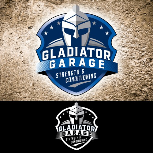 Help Gladiator Garage with a new logo