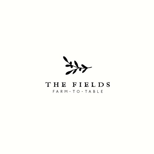Logo Concept for The Fields