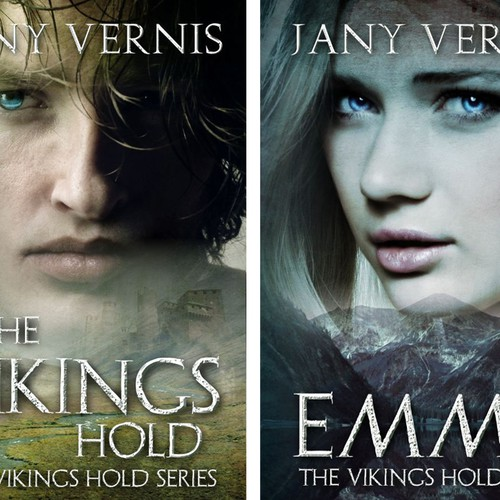 Creative covers for a trilogy