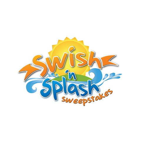 "Help ""Swish 'n Splash"" with a new logo"