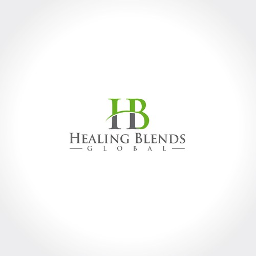 Logo design for a natural herbal and vitamin blends for chronic pain and disease