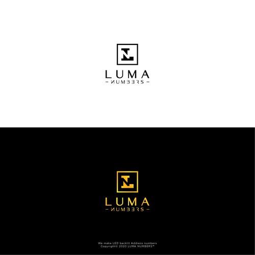Luma Numbers Product Company Logo