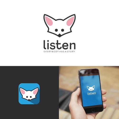 Logo Listen