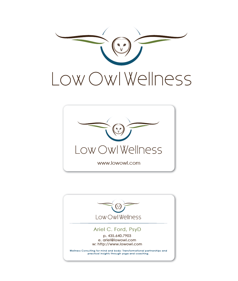 New logo wanted for LowOwl, LLC : Third Evolution Counseling and Yoga