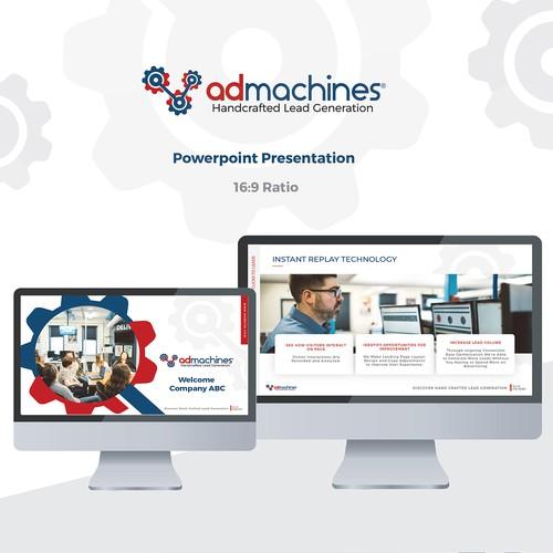 admachines Presentation