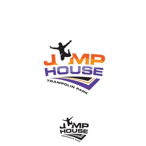 WANTED: Jumphouse Trampolin Park seeking winner logo!