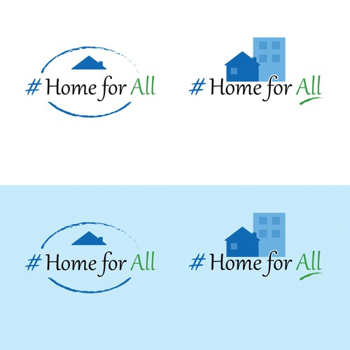 home for all logo - finalist