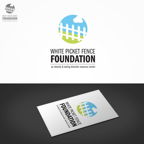 Help White Picket Fence Foundation with a new logo
