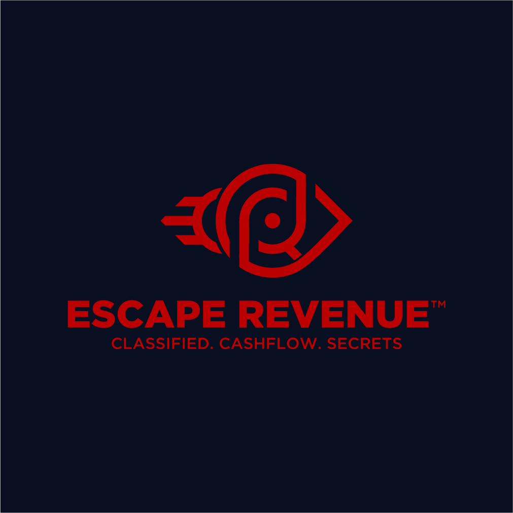 Escape Revenue™ Wants a Logo that Will Break the Internet at Launch